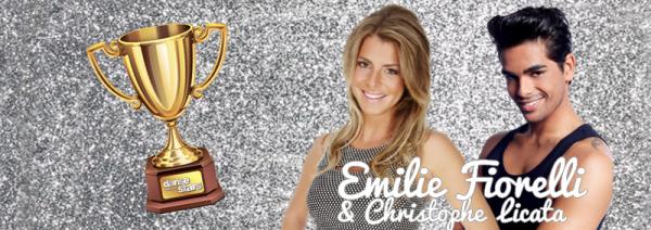 Emilie Fiorelli - GAGNANTE DALS 1