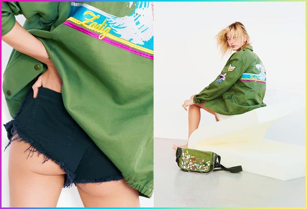 - ▬ Hailey Baldwin prend la pose pour « Zadig & Voltaire » pour la nouvelle collection de '18 !-