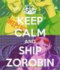 Robin-Love-Zoro