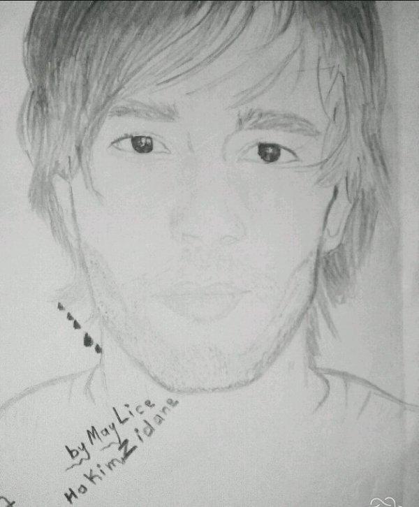 Portrait dessiner un visage