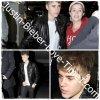 Justin à Londres pour la promo de Never Say Never