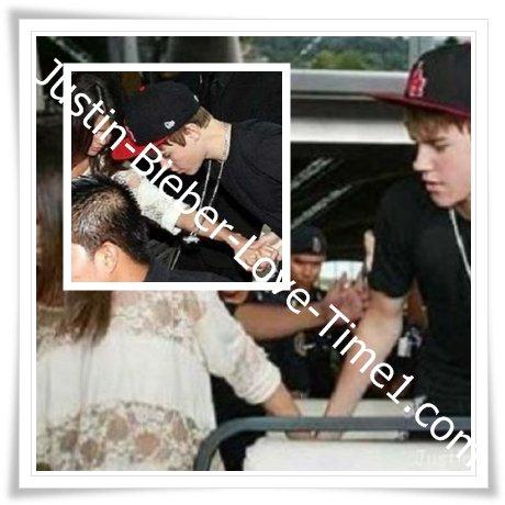 Les photos preuves avec Selena