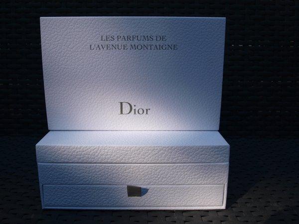 Dior - Coffret les parfums de l'avenue Montaigne