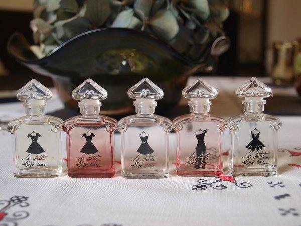 Guerlain - La petite robe noire - Les 5