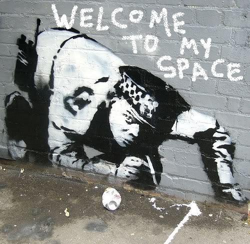 Banksy: Président du street Art?
