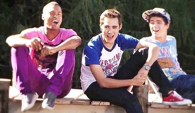 Samuel, Jorge, Facundo ♥♥✌