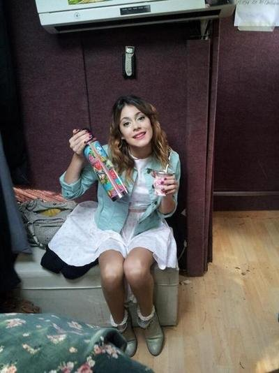 Nouvelle photo de Tini 