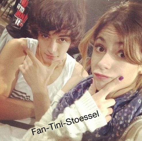 New photo de Tini & Xiabani 