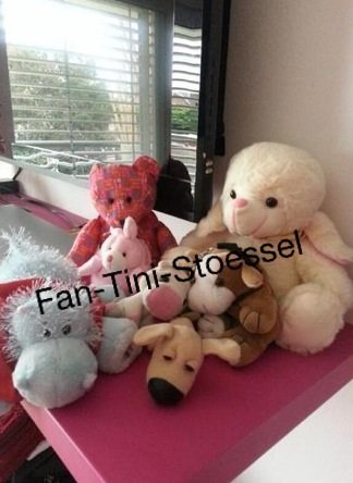 Photo des peluche a Tini ♥✌ღ