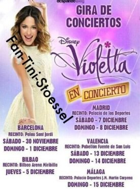 News photos +vidéo musical de Violetta 2 (ep 40)✌♪ツ∞