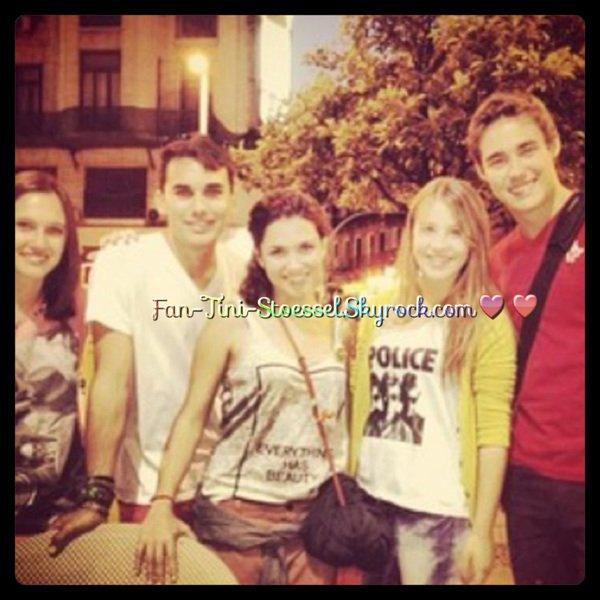 News ♥♥✌♪∞+ Twitcam de Jorge,Diego D ,Alba,Lodo & Clara