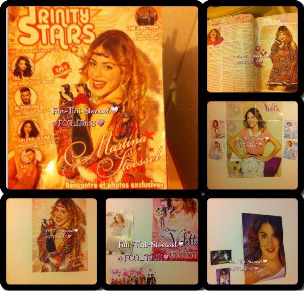 De nouvelles Photos♥+ Des photos de mes posters♥