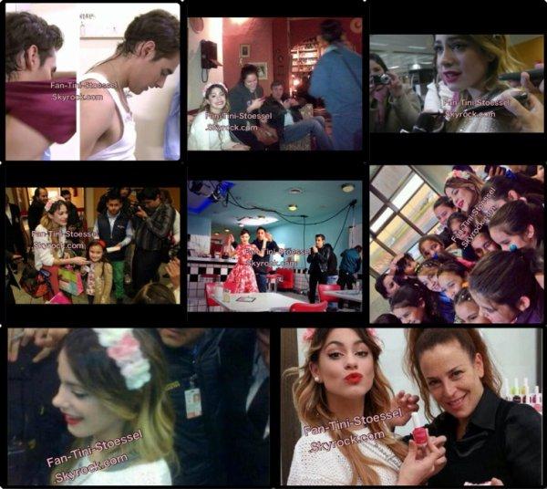 ¡Nuevas Fotos De Los Actores,de Violetta!♥∞+ PLAGIEUSE