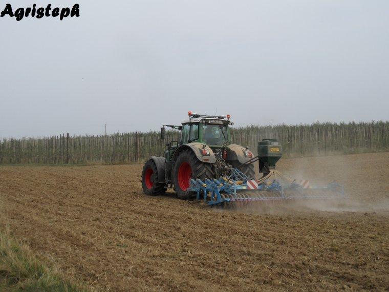 Préparation des terres 2013
