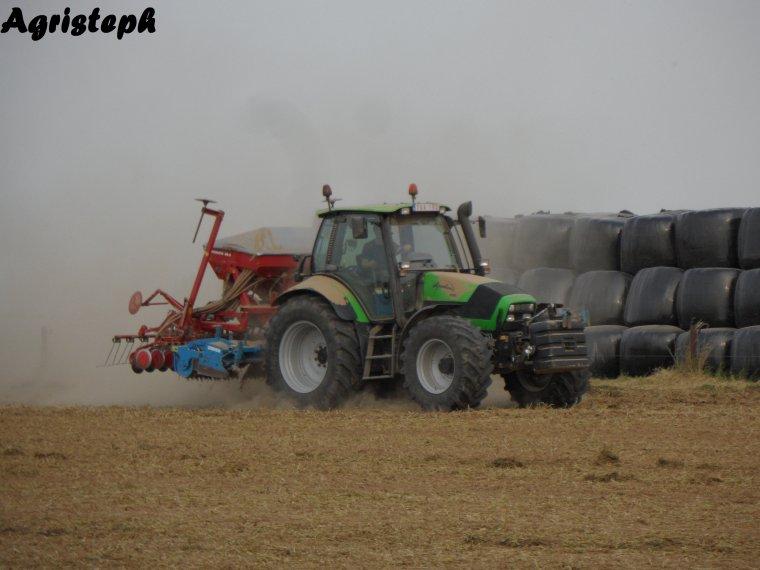 Préparation des terres et semis 2013