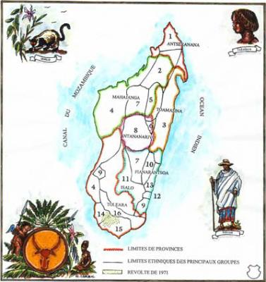 1./.  MA GASIKARA - MADAGASCAR