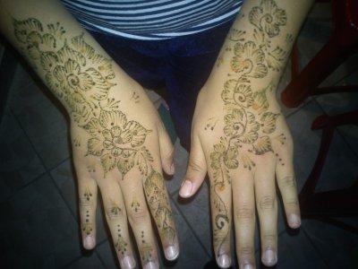 Hennayia Yasmina de montpellier la payad