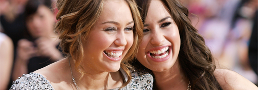Vendredi 3 Septembre 2010 ! Demi&Miley