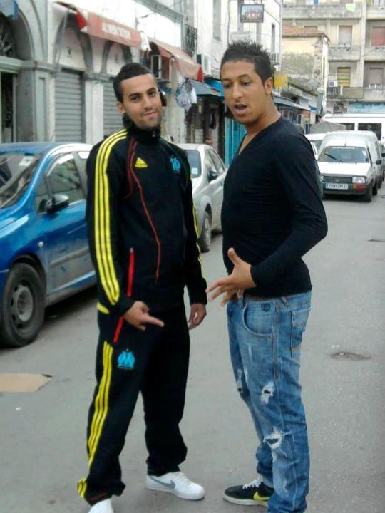 *moi et khaled (D)