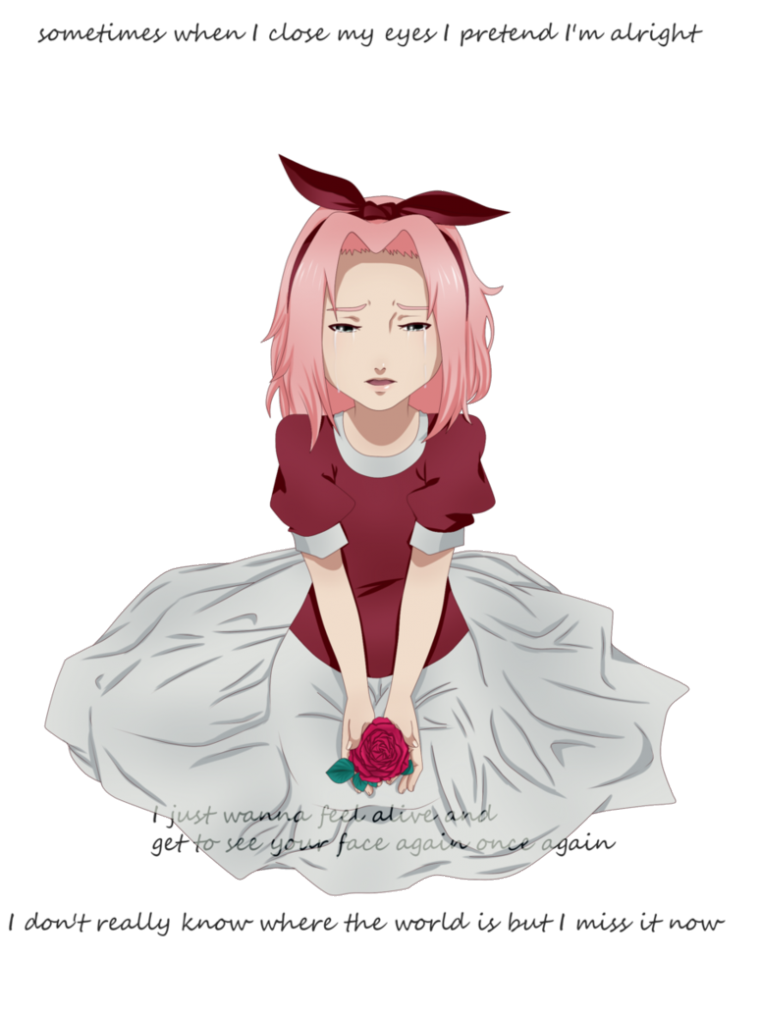 la rose écarlate I