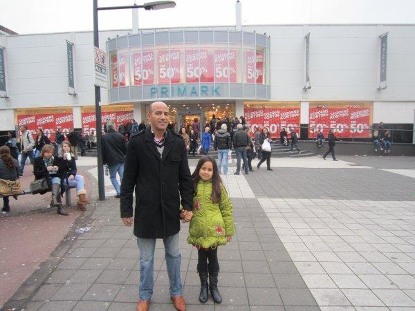 NL avec ma nièce chakira