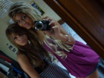 Moi et ma soeur :) ^^