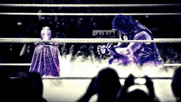 Cm punk vs les victimes de Wrestlemania de L'undertaker!!!