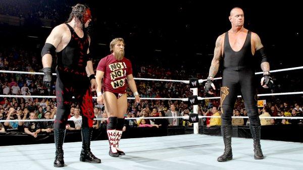 L'undertaker en grande forme, participation à Extrême Rules!