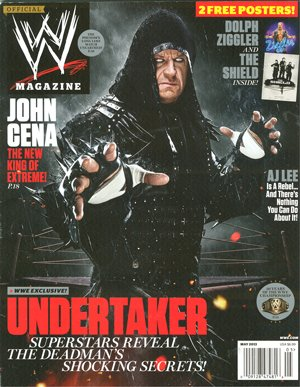 L'undertaker MATCH à RAW!!! c'est officiel