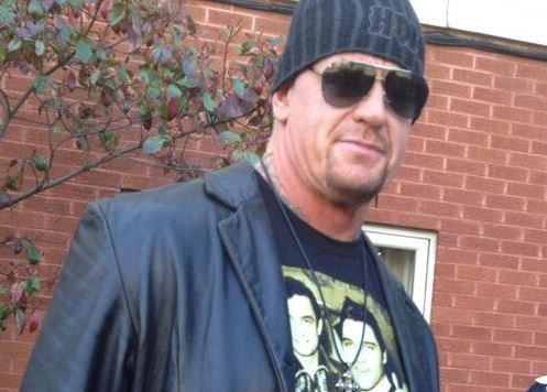 Undertaker à Smackdown,+ Candid ++++++Londre!