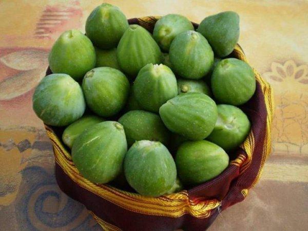 Les figues fraîches de Kabylie