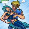 Lucrezia & Cheng (L)
