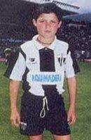 mon premier club a l age de 10 ans