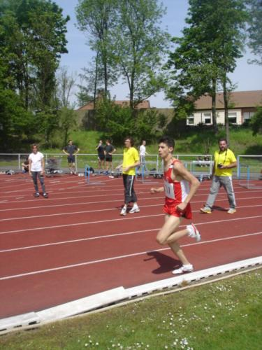 athlétisme ma vie