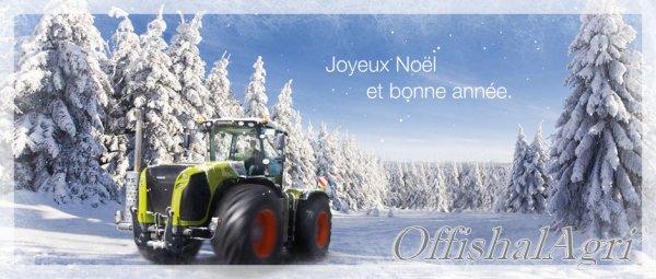 Joyeux Noël & Bonne Année 2011..