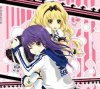 Rima et Nagihiko !
