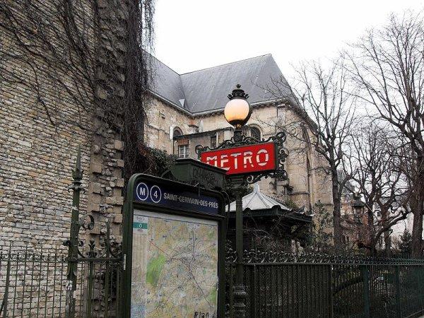 Le mythe de Saint Germain des Prés