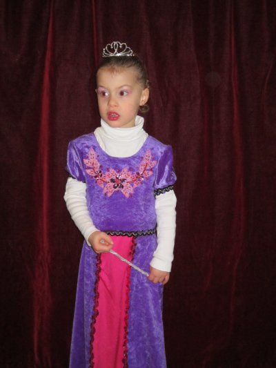 Princesse Lilou !