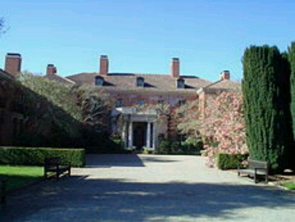 La maison des Carrington