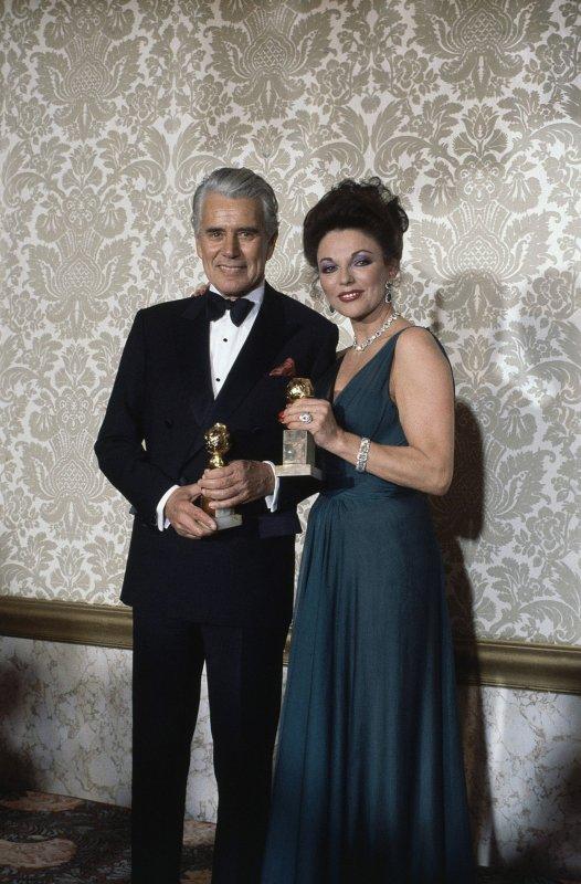 John Forsythe et Joan Collins ils sont beaux non ?