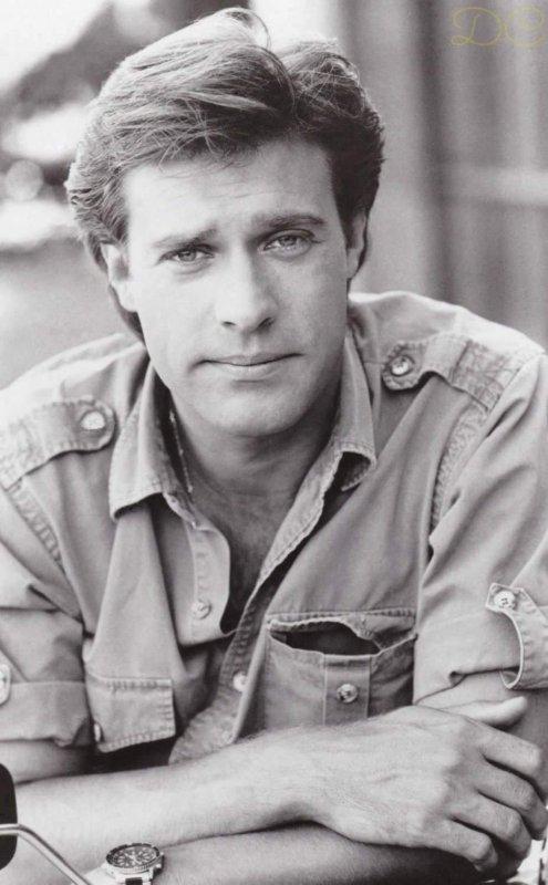 John James le Jeff colby des années 80