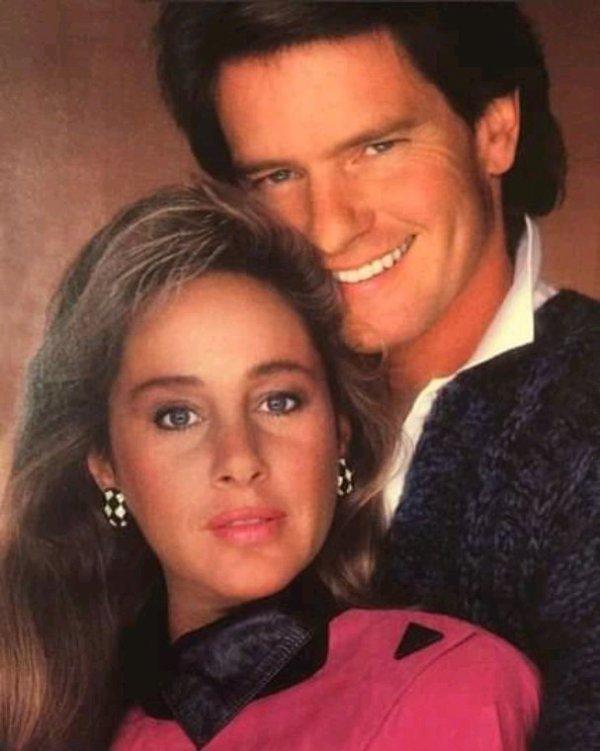 Adam et claudia années 80