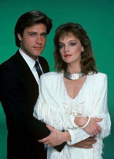Jeff et Fallon 1 version années 80 mon couple préféré de l'époque