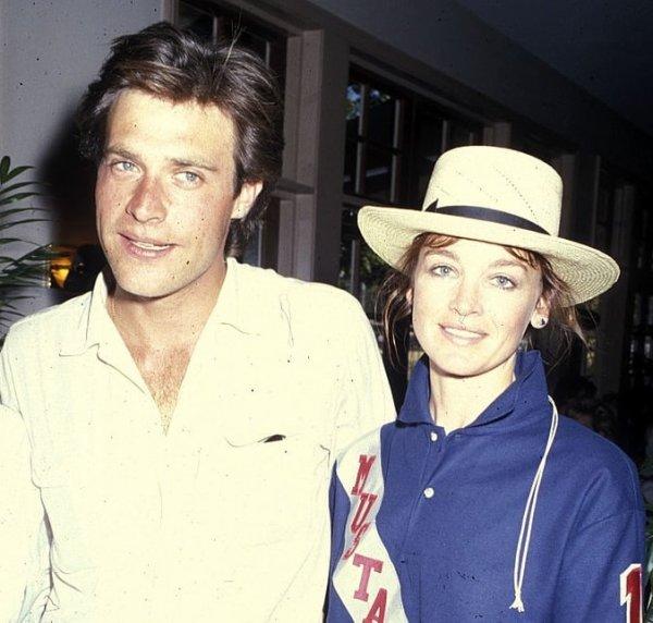 jeff et Fallon version années 80 un très beau couple