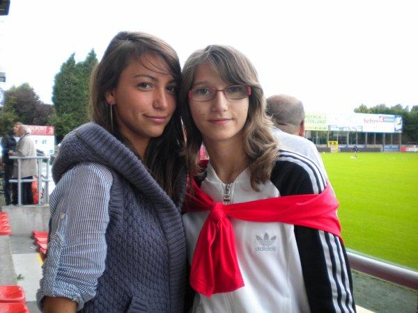 Mégane Kern , Meilleure rencontre 2008 :)  On dit trop de conneries :) Jamais sans toi , tu me manques (l)