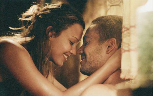 Tu es apparu dans ma vie au moment où j'en avais le plus besoin.