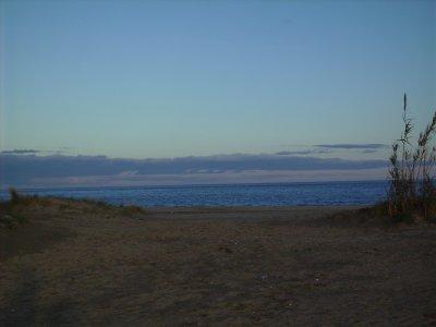 Regarde l'horizon. Tu vois, tout est possible.
