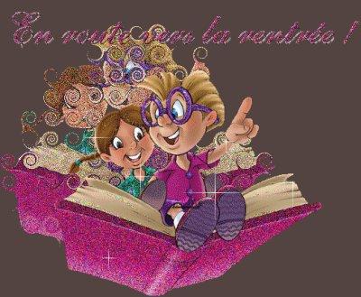 ALLEZ,  A L'ECOLE !!!