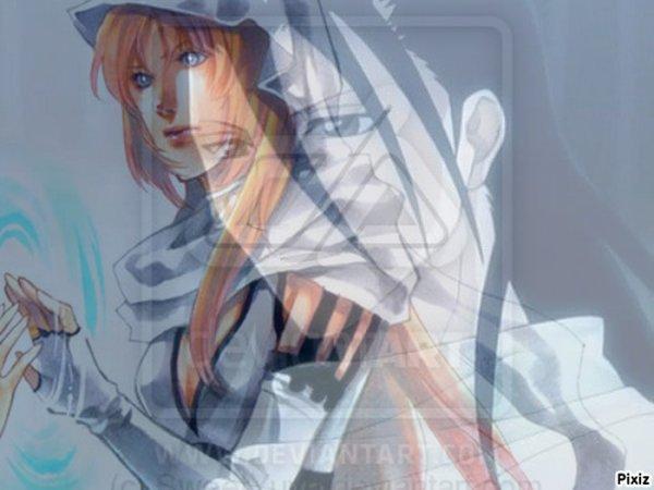 Défiance est mère de sûreté :byakuya kuchiki et maria   espada numero 2