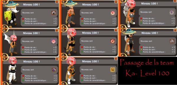 Level 100 =)